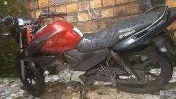 Vendo moto Fazer 150