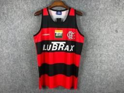 Camisa Flamengo Retrô Regata Frete Grátis