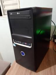 Computador Core 2 Duo E7500   4GB DDR3   HD 500GB - Formatado!