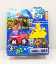 kit da patrulha canina