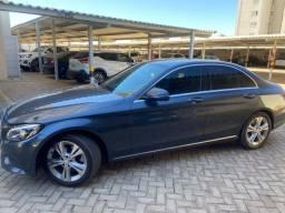 Título do anúncio: Mercedes bens C 180 exclusive ano 2016