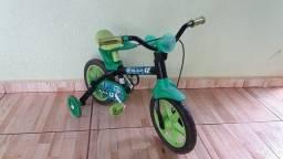 Bicicleta Infantil Black aro 12 Usada