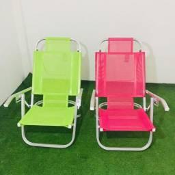 Cadeiras de praia ipanema