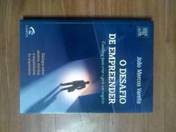 Livro: João Marlos Varella - O Desafio de Empreender