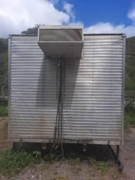 Bau térmico 4,5 mt temos outros modelos seco e termico