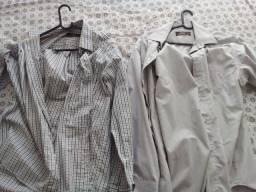 Título do anúncio: Camisas masculinas manga comprida