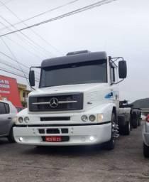 Mercedes 1634 porta container