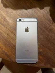 Título do anúncio: iPhone 6 16 GB de memória impecável