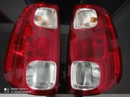 Vendo par de lanternas traseira do Fiat uno