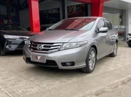 Honda City Sedan Lx 1.5 Flex 16V 4p Aut. 2013/2014