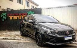 FIAT ARGO 1.0 DRIVE 2018 PRETO METALICO