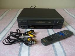 Video Cassette Semp VC-X681 (Troco Por Bicicleta)
