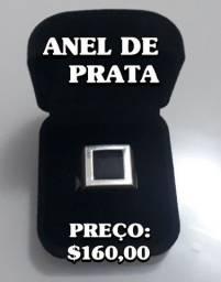 Título do anúncio: ANEL DE PRATA