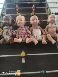 Bonecas de borracha