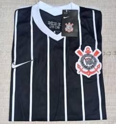 Camisa Corinthians Nike 2021 Original Importada Entrego