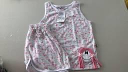 Título do anúncio: Pijamas Lureca e peralta