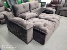 Título do anúncio: Sofa Sofa Retratil e Reclinavel