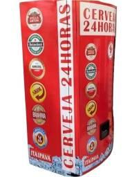 Título do anúncio: Máquina automática de cerveja e refrigerantes