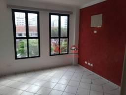 Título do anúncio: Sala à venda, 65 m² por R$ 350.000 - Embaré - Santos/SP
