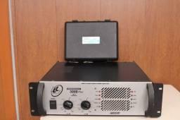 Amplificador 3000wts