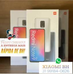 A MENOR TAXA DO MERCADO! Xiaomi NOTE 9 PRO 128GB / Novo Lacrado Garantia / GLOBAL