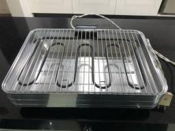 mini churrasqueira elétrica 110v