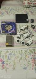 Título do anúncio: Kit de câmeras