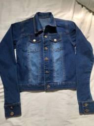 Calça e jaqueta infantil