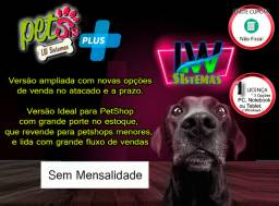 Software completo- Para Pet Shop, Loja, Vendas (não Fiscal)