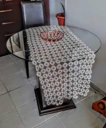 Caminho de mesa para 6 cadeiras