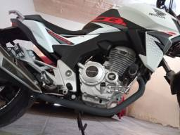 Título do anúncio: Honda CB250F Twister CBS, Diferenciada c/3.150km
