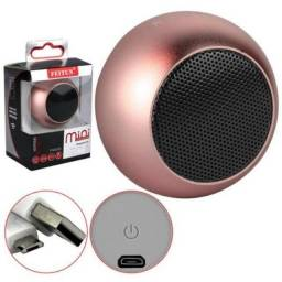 Caixa de Som Mini Speaker Bluetooth