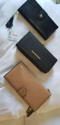 Bolsas e carteira