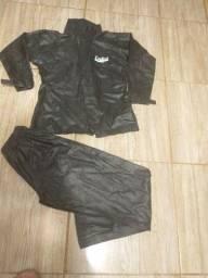 Roupa de chuva pra motoqueiro g