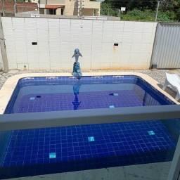 T.F excelente casa no portal do sol com piscina