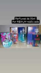 Perfumes da jequiti