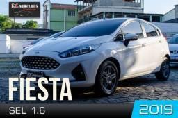 New Fiesta SEL 1.6 - 2019