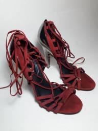 Sandália Schutz Vermelha