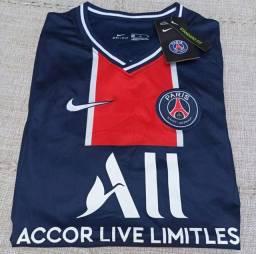 Camisa do Paris Saint German Nike 2021 Original Importada Entrego