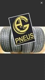 Pneu pneus pneu queima de estoque só AG Pneus faz
