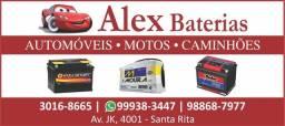 ALEX BATERIAS