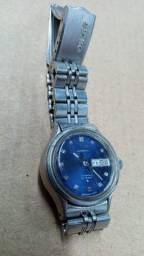Relógio Seiko Automatic usado.