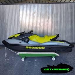 JetSki SeaDoo GTI 170se ano 2021 com som