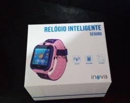 Relógio inteligente Inova