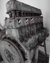 Motor 6 cilindros Canavieiro 4800 / 292