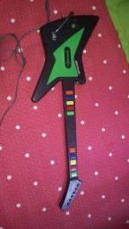 Guitarra Guitar Hero ( Vender Logo )