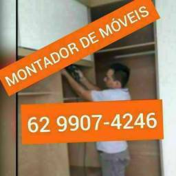 montador de móveis desmontagem e montagem