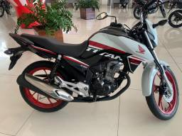Honda titan s 2021 entrada de apenas 1000 reais leia