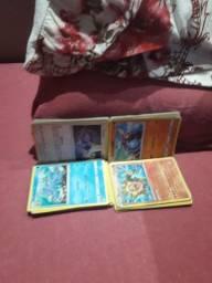 Título do anúncio: Deck de cartas pokemon