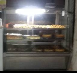 Equipamentos de padaria bem cosevados